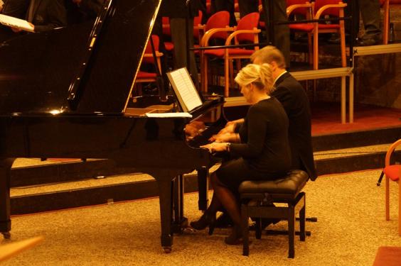 Anita & Ben Simmes jubileerden bij Con Spirito